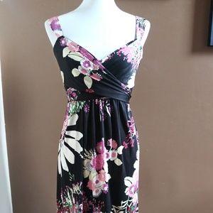 Ralph Lauren floral print dress, 10